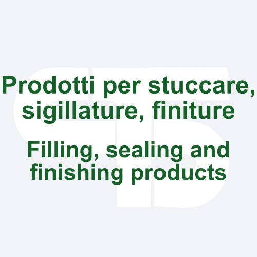 Filling, seaing and finishing products