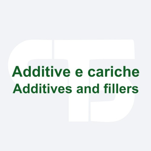 Additives and fillers