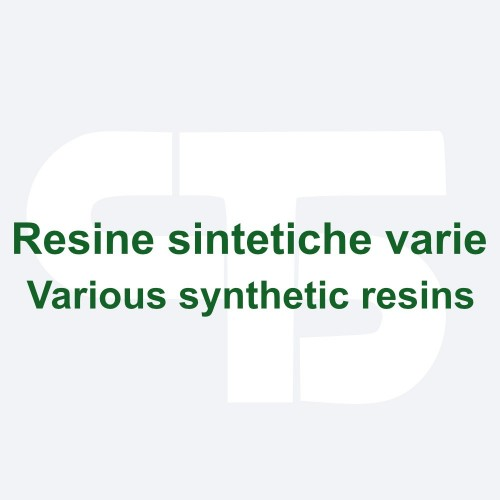 Various synthetic resins