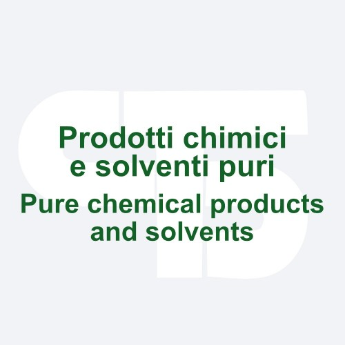 Pure chemical products and solvents
