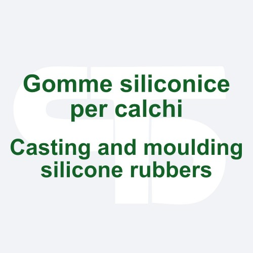 Casting and moulding silicone rubbers