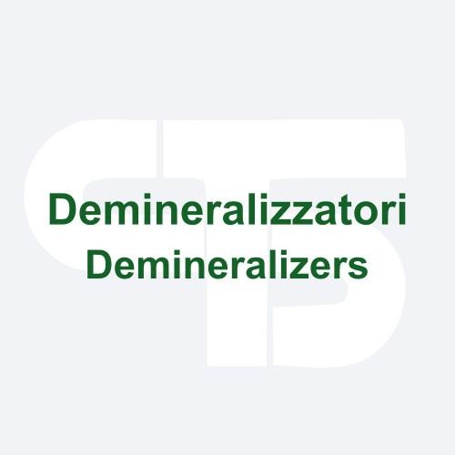 Demineralizers