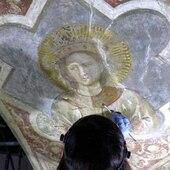 Product Reference: Basilica of Saint Anthony of Padua. Nevek and Agar-agar gels used for the cleaning and removal of old paintings from an original Giotto's fresco. Referenze prodotto: Basilica di Sant'Antonio di Padova. #Nevek e #AgarArt utilizzati per il descialbo e pulitura di un affresco di #Giotto. Credits: AR Arte e Restauro . . . #CTS #CTSeurope #cleaning #artconservation #frescos #affersco #santantonio #padova #agaragar #artrestoration #restoration #conservation #restauro #conservazione #archival #culturalheritage #beniculturali #storage